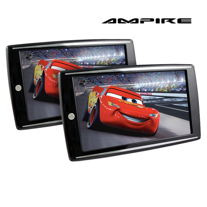 AMPIRE AMX090-HD LED HD TFT Монитори 9