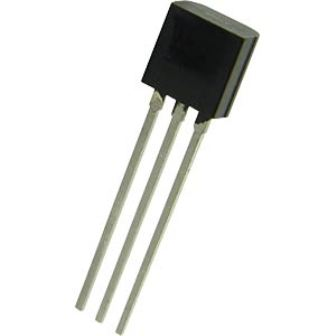 2SC1815 TO92 2SC1815 TO92 SI-N 60V 0,15A 0,4W 80MHz BC546