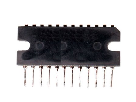 AN7170 SIP12 AN7170 SIL12 18W Audio Power Amplifier Circuit