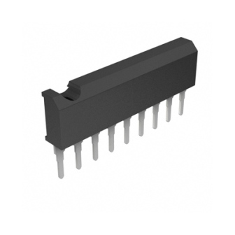 BA338 SIP9 BA338 SIP9 Mute detector IC in 9-pin SIP package
