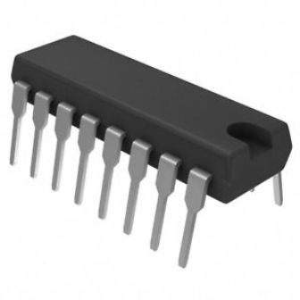 74LS194 DIP16 74LS194 DIP16 4-Bit Bidirectional Universal Shift Register