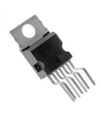 AN15524 TO220/7 AN15524 TO220/7 Silicon Monolithic Bipolar IC for CRT vertical def