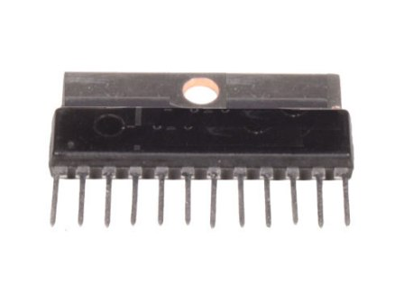 BA3960 SIL12 BA3960 SIL12 Dual circuit, variable output voltage regulator