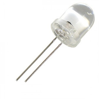 LED 10MM RED HB10-436AR LED 10MM RED HB10-436AR Светодиод ф=10мм 7* 625nm 6000mCd RED WATER CLEAR