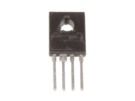 AN6540 SIL4 AN6540 SIL4 4-pin Voltage Regulator with Adjustable Rise Time