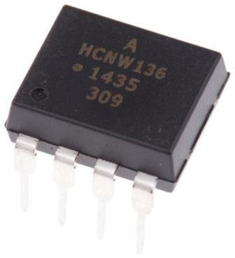 HCNW136 DIP8 WIDEBODY 400MIL HCNW136 DIP8 WIDEBODY 400MIL Single-Channel,High Speed Optocouplers Open collector output