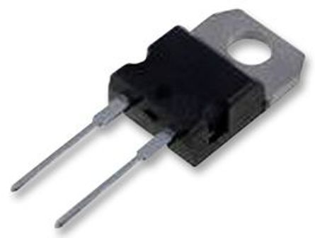 STTA1206D TO220AC STTA1206D TO220AC SI-D Vrrm=600V If=30A Ifsm=110A trr=28ns ULTRAFAST DIODE