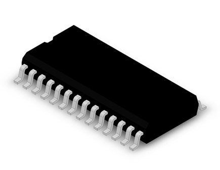 BTS7710G SO28 BTS7710G SO28 TrilithIC contains one double high-side switch and two low-side switches