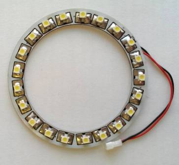 ANGEL EYES 70MM 1210LED CW ANGEL EYES 70MM 1210LED CW LED ANGEL EYES 70MM 21pcs. 1210LED CW