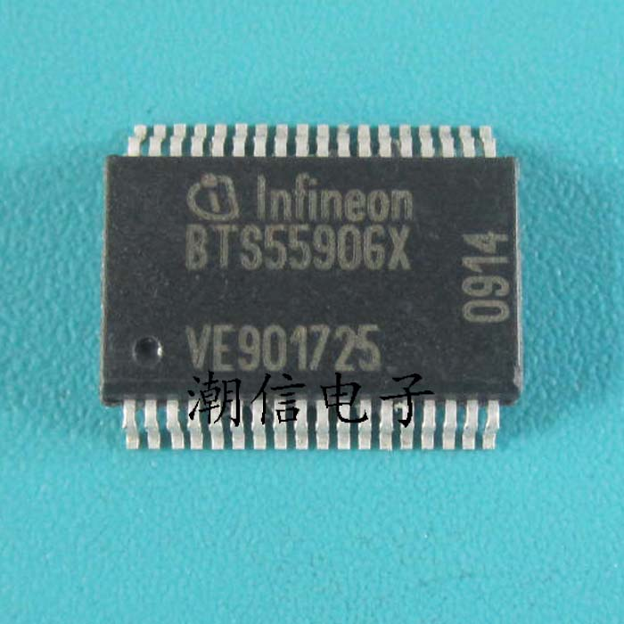 BTS5590GX SO36 BTS5590GX SO36 SPI Power Controller (Mercedes light )