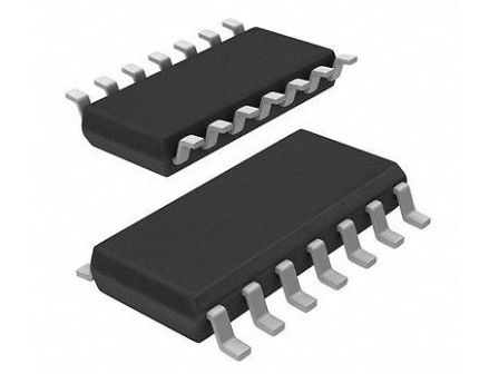 74HC00 SO14 74HC00 SO14 Quad 2-input NAND gate