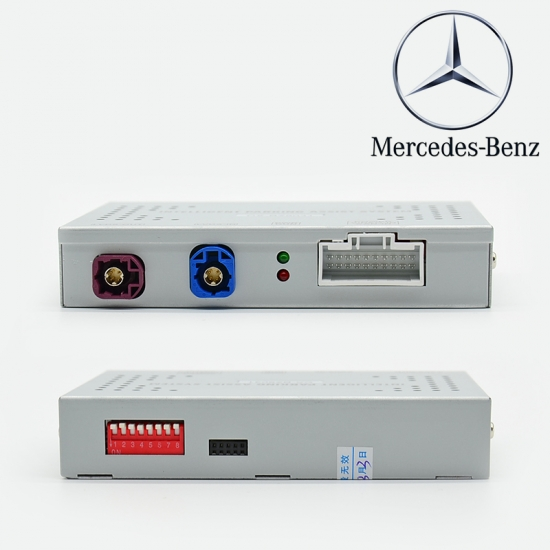 CAMERA INTERFACE MERCEDES B/C/E, GLA, CLS, GLC �нтерфейс за задна камера за Mercedes  2015-2018