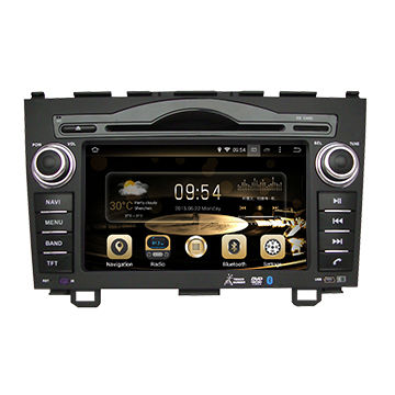 MULTIMEDIA HONDA CR-V 2006-2011 Double din/Двоен дин ANDROID 5.1.1 ,CAR DVD,GPS,USB  HONDA CR-V
