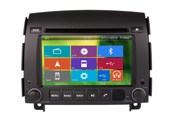 MULTIMEDIA HYUNDAI SONATA Double din/Двоен дин ANDROID 5.1.1 ,CAR DVD,GPS,USB  HYUNDAI SONATA