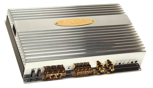GENESIS MINIBLOCK MONO AMPLIFIER 1 x 125W at 4 ohms / 1 x 500W