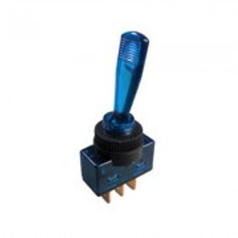 SW TS23L-12-BLUE SW TS23L-12-BLUE Toggle switch, illuminated