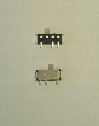 SW MICRO 3PIN 6X1 ON/OFF SW MICRO 3PIN 6X1 ON/OFF тъч бутон вертикален 3pin 6mmх1mm h=5mm N30