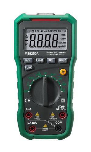 MS8250A MS8250A MASTECH Digital multimeter