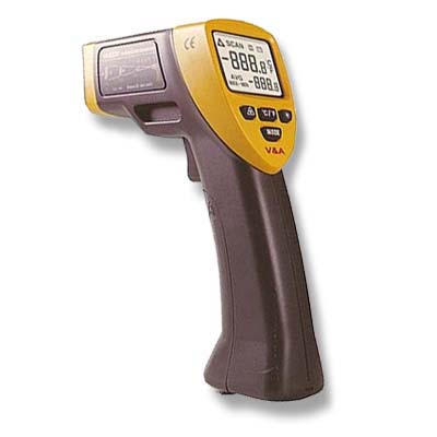 VA6510 V&A THERMOMETER VA6510 V&A THERMOMETER  V&A  Infrared Thermometer