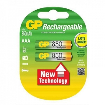 ACCU 1,2V/850MAH РђРђРђ/R03 ACCU 1,2V/850MAH РђРђРђ/R03 800mAh AAA NI-MH RECHARGEBLE BATTERY READY TU USE