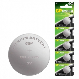 BAT CR2025 GP BAT CR2025 GP Л�Т�ЕВА БАТЕР�Я 3V d=20mm h=2.5mm