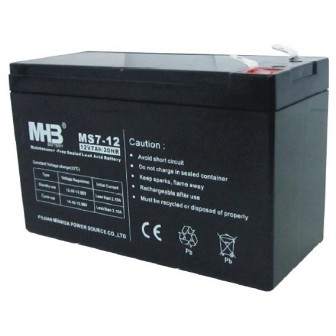 ACCU 12V/7AH ACCU 12V/7AH High power grade battery size LxWxH(65x151x95)mm