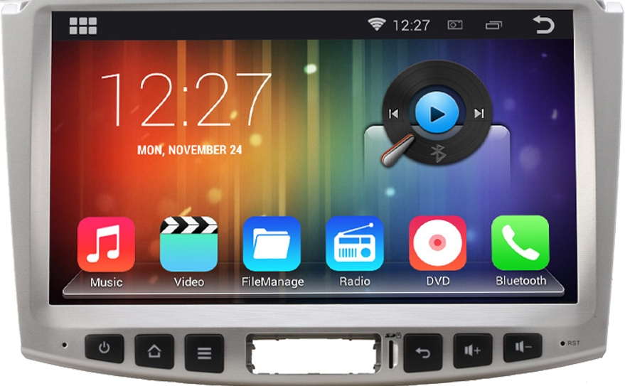 MULTIMEDIA VW MAGOTAN 2013 DOUBLE DIN/ДВОЕН Д�Н  VW MAGOTAN  2013 ANDROID 5.1