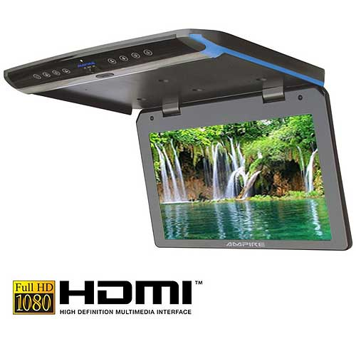 AMPIRE OHV156-HD ROOF MONITOR Таванен монитор 15,6