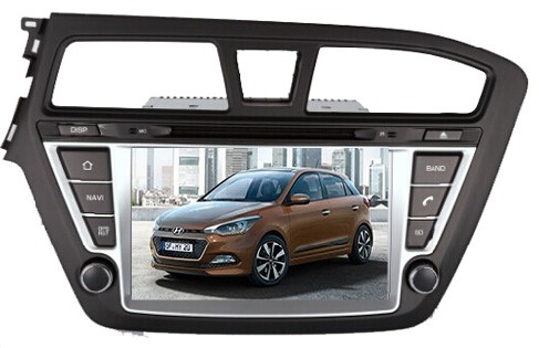MULTIMEDIA HYUNDAI I20 2014 DOUBLE DIN HYUNDAI I20 2014 ANDROID 5.1 GPS DVD USB BLUETOOTH