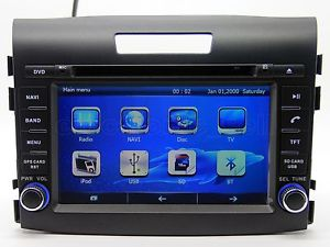 MULTIMEDIA HONDA CRV 2012  Double din/Двоен дин ANDROID 5.1.1 ,CAR DVD,GPS,USB Навигация за HONDA CR-V 2012