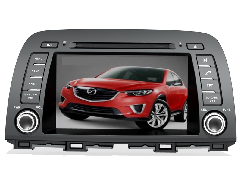 MULTIMEDIA MAZDA CX-5 2012- Навигация за MAZDA CX-5 2012-   ANDROID  GPS DVD USB BLUETOOTH RVC