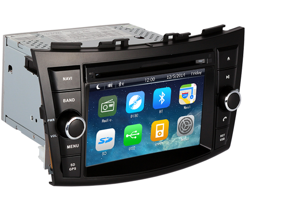 MULTIMEDIA SUZUKI SWIFT 2011-2012  Навигация за SUZUKI SWIFT 2011-   ДВОЕН Д�Н ANDROID ,CAR DVD,GPS,USB