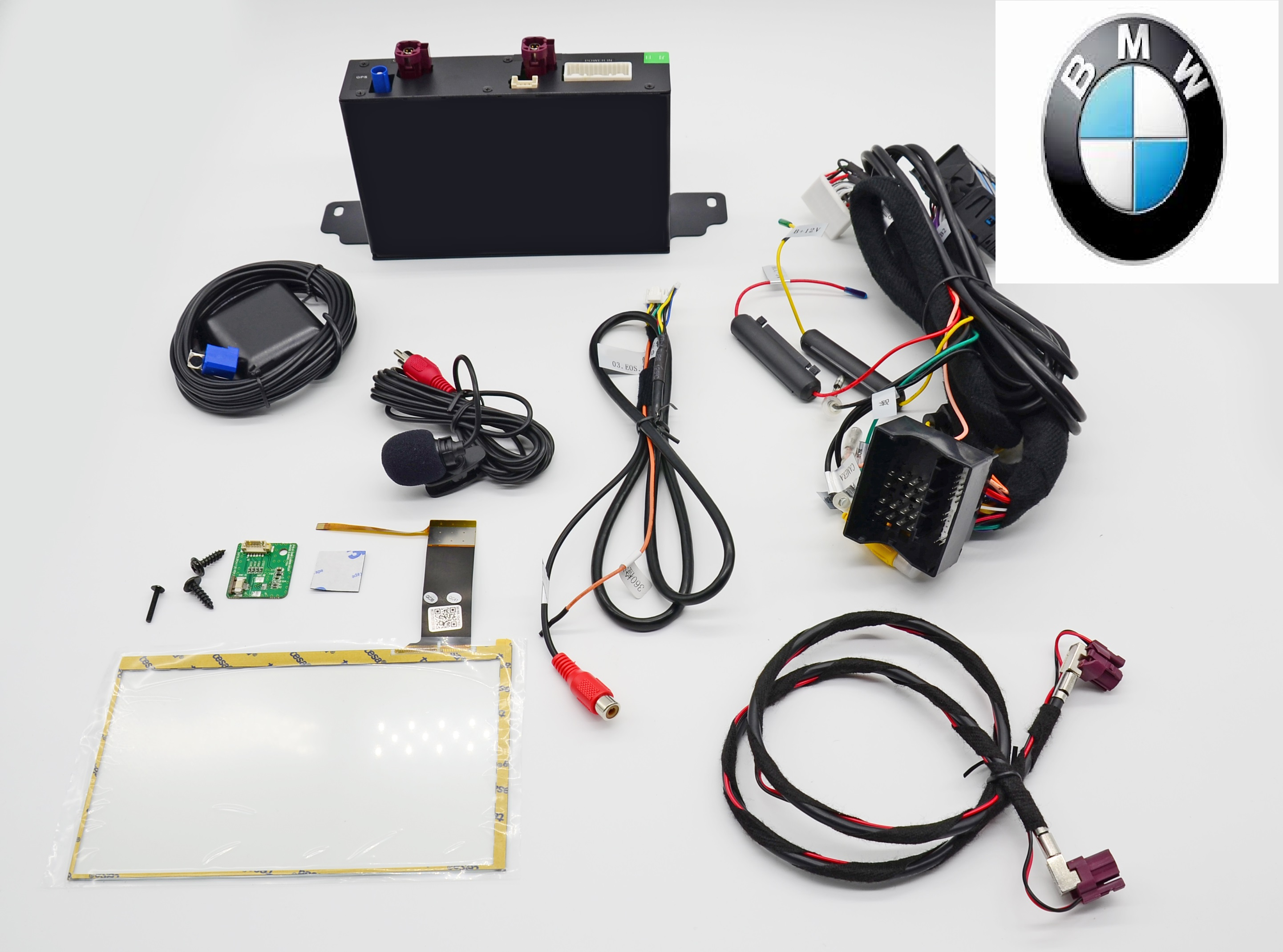 INTERFACE ANDROID BMW F SERIES Android BMW F series