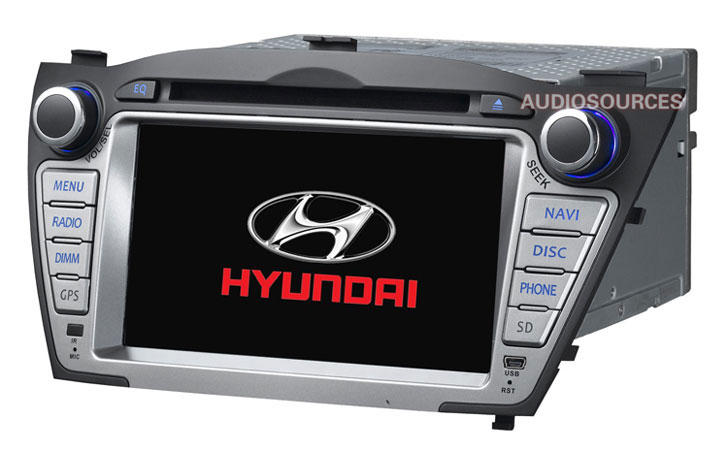MULTIMEDIA HYUNDAI IX35 MULTIMEDIA HYUNDAI IX35 SPECIAL FOR HYUNDAI IX35 DVD/NAVI/TV/BLUETOOTH
