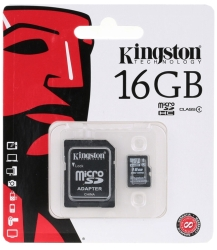 SD CARD MEMORY WITH ADAPTER 16GB SD CARD MEMORY WITH ADAPTER 16GB Карта памет с адаптор 16GB