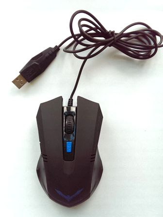 HV-MS672 USB OPTICAL MOUSE HV-MS672 USB OPTICAL MOUSE Оптична мишка за компютър