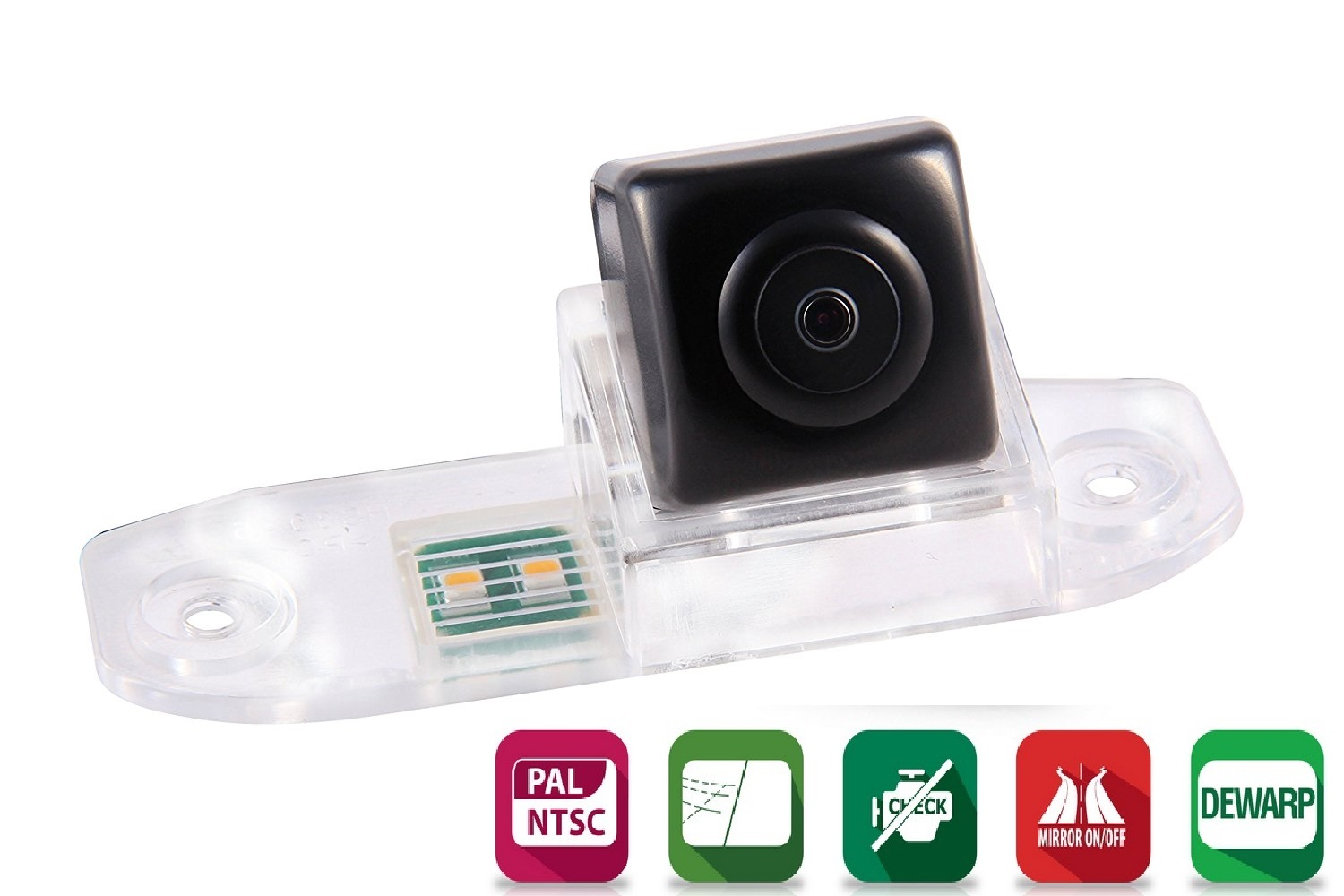 CAR CAMERA GAZER CC155 CA006 Висок клас автомобилна камера за VOLVO  175° PAL and NTSC