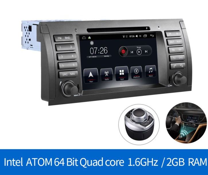 MULTIMEDIA BMW E53 ANDROID 6 Навигация за БМВ Х5 Android 6.0 Car DVD Player For BMW E53