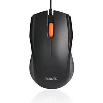 HV-MS689 USB OPTICAL MOUSE HV-MS689 USB OPTICAL MOUSE Оптична мишка за компютър