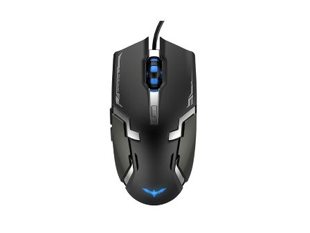 HV-MS749 USB OPTICAL MOUSE  HV-MS749 USB OPTICAL MOUSE Оптична мишка за компютър Gaming Mouse With LED light
