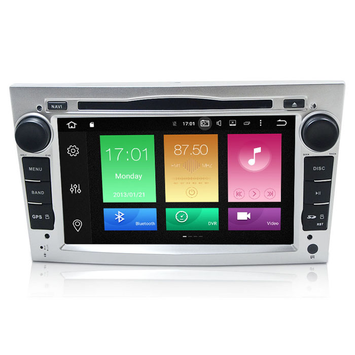 MULTIMEDIA OPEL ANDROID 7.1 Навигация за Опел Двоен дин/DOUBLE DIN OPEL android 7.1 4core 2G/16