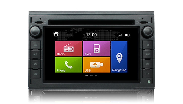 MULTIMEDIA UNIVERSAL DYNAVIN DYNAVIN ДВОЕН Д�Н ЗА MERCEDES ML W163 GPS,DVD,USB,BLUETOOTH N6 MENU