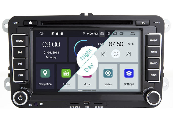 MULTIMEDIA VW AD 9.0 4CORE Мултимедия за VW , Double din VW 7