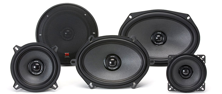 MOREL TEMPO ULTRA INTEGRA 502 MOREL 13см  коаксиални говорители  100Watt RMS 89dB  55-22000 Hz