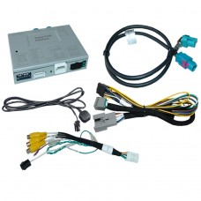 AMPIRE RL3-MBN51 VIDEO Video interface Mercedes NTG5 , Video interface Mercedes NTG5.1