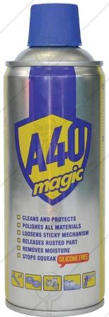 SPRAY A40 MAGIC 200ML SPRAY A40 MAGIC 200ml