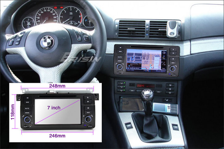 MULTIMEDIA BMW E46 M3 ROVER 7 MULTIMEDIA BMW E46 M3 Rover 75 DVD Player GPS WiFi 3G iPhone4/5 BMW 3er E46 M3