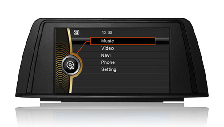 MULTIMEDIA BMW F30 2012-2014 MULTIMEDIA BMW F30 2012-2014 DOUBLE DIN BMW 3 Series F30 2012-2014
